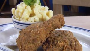 Fried Chicken and Mac