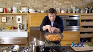 Jamie Oliver Spaghetti Toss
