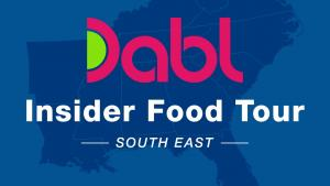 Dabl Food Tour - Southern Edition