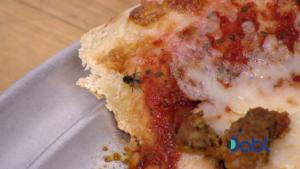 Fly on Pizza