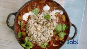 Jamie Oliver's Vegetarian Chili