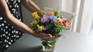 Mother's Day Flowers for Good Cause