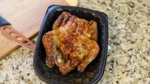 Store-Bought Rotisserie Chicken
