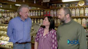 Oldest Candy Shop Conversation