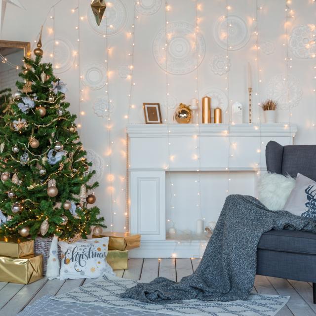 well designed living room