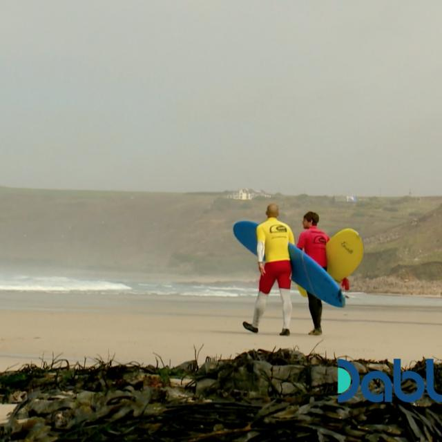 Escape the the Country Cornwall Surfers