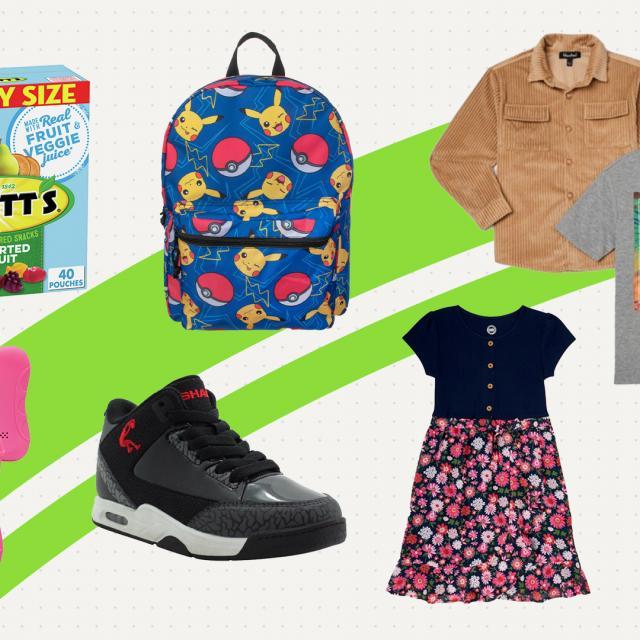 Walmart Back-To-School