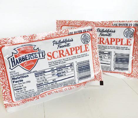 Habbersett Scrapple