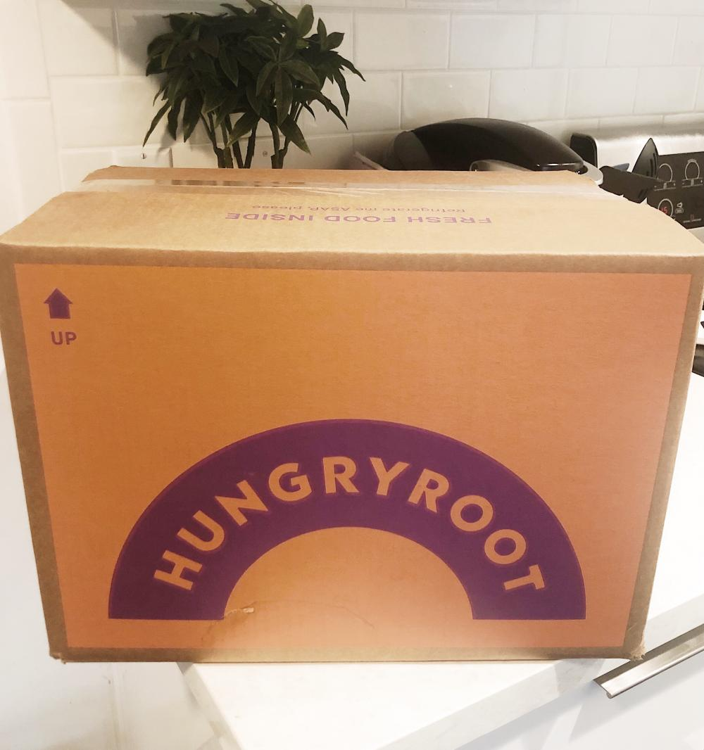 Hungry Root Box