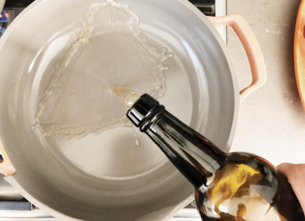 White Wine Reduction